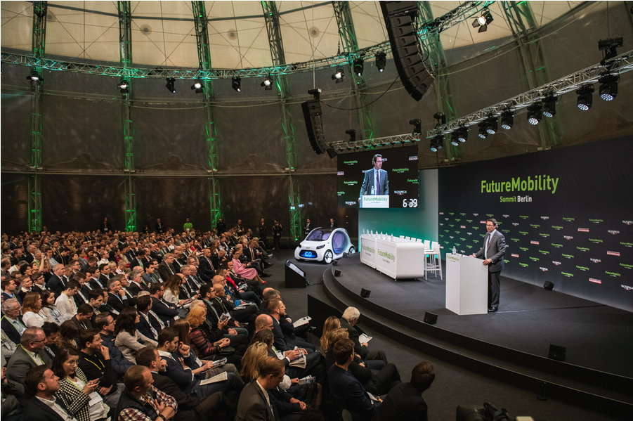 Future Mobility Summit in Berlin