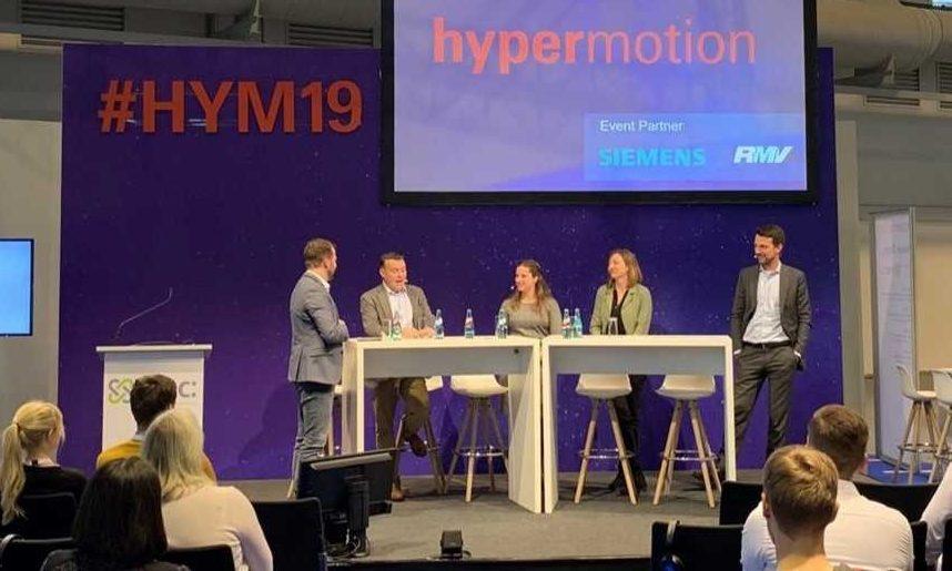 NPM AG 6 stellt die wichtigsten Normungsbedarfe zur Zukunft der Mobilität auf der Hypermotion 2019 in Frankfurt vor