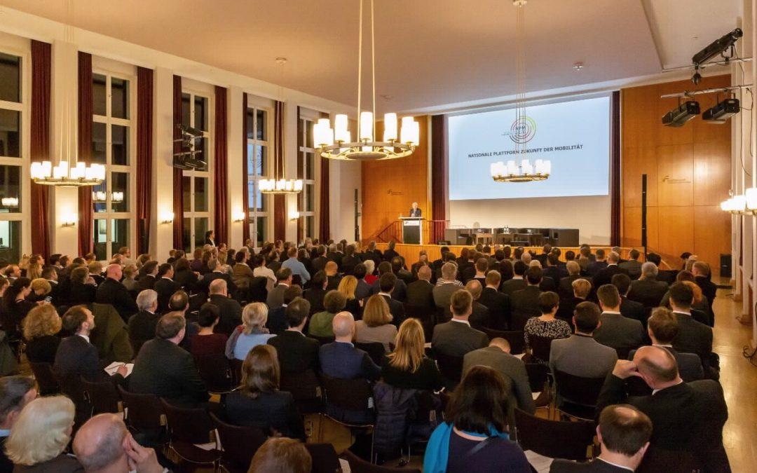 Parlamentarischer Abend Sicherung des Mobilitäts- und Produktionsstandorts Deutschland