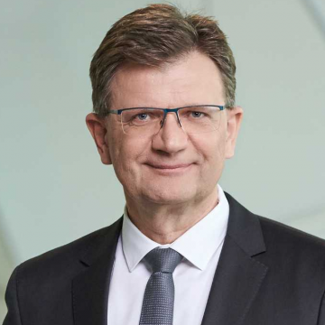 Klaus Fröhlich, Leiter der AG 3 – Digitalisierung für den Mobilitätssektor